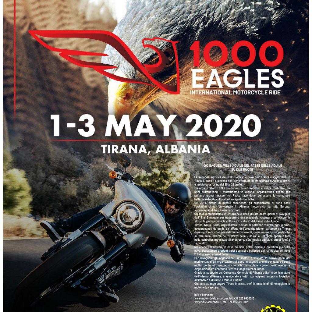 Moto Ride Albania