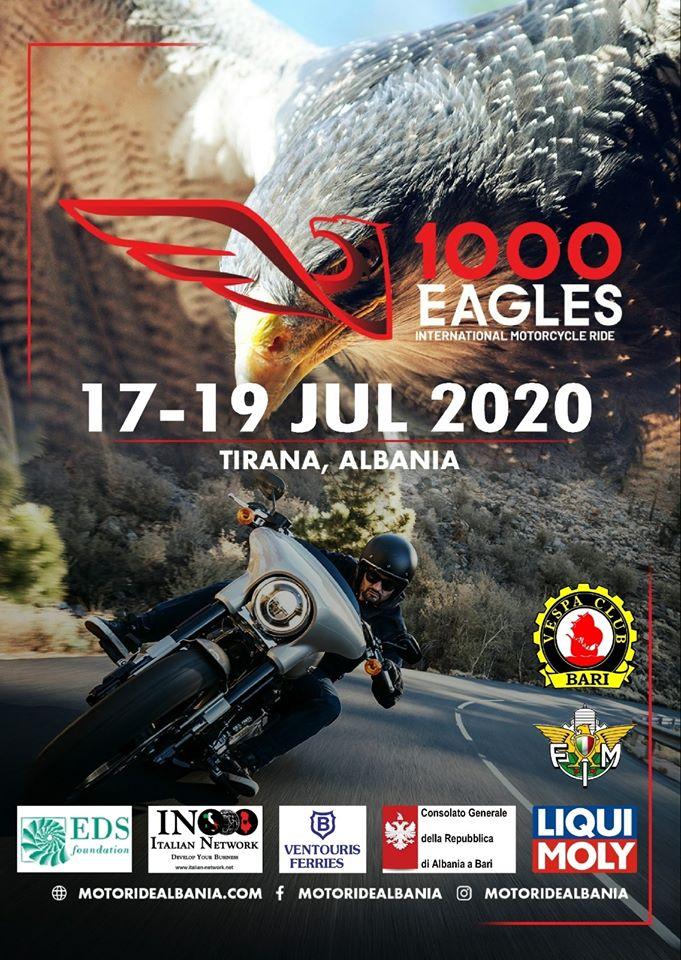 1000 Eagles Albania